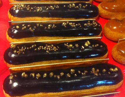 Eclair au chocolat grand patissier